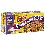 EGGO CINNAMON TOAST WAFFLES 10 CT 10.75 OZ PACK OF 3