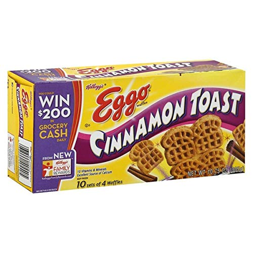 Top 2 recommendation eggo cinnamon toast waffles for 2020