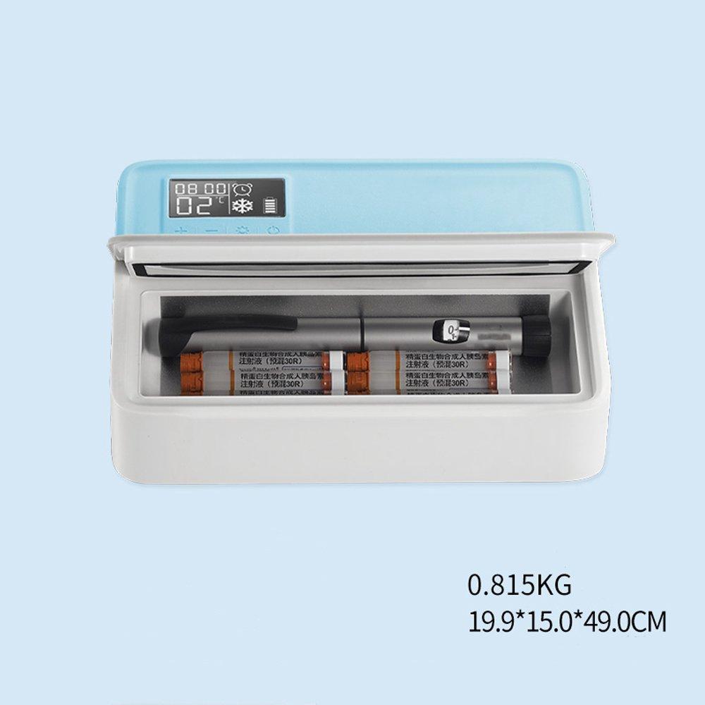 DAWNG-01 Portable Insulin Reefer, Mini Medicine Cooler Box, Uso en ...