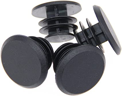 Mini MTB Bicycle Handlebar Grip Handlebars Stoppers Caps Handlebar End Plugs