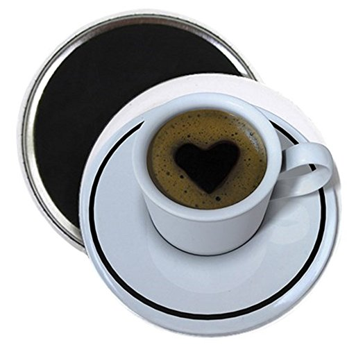 Coffee Bean Magnets - CafePress - Coffee Love Magnet - 2.25