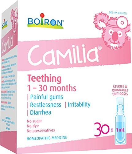BOIRON Camilia Baby Teething 30 D, 30 ML (Teething Camilia Boiron)