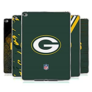 Official NFL Green Bay Packers Logo Soft Gel Case for Apple iPad Air 2 from Head Case Designs