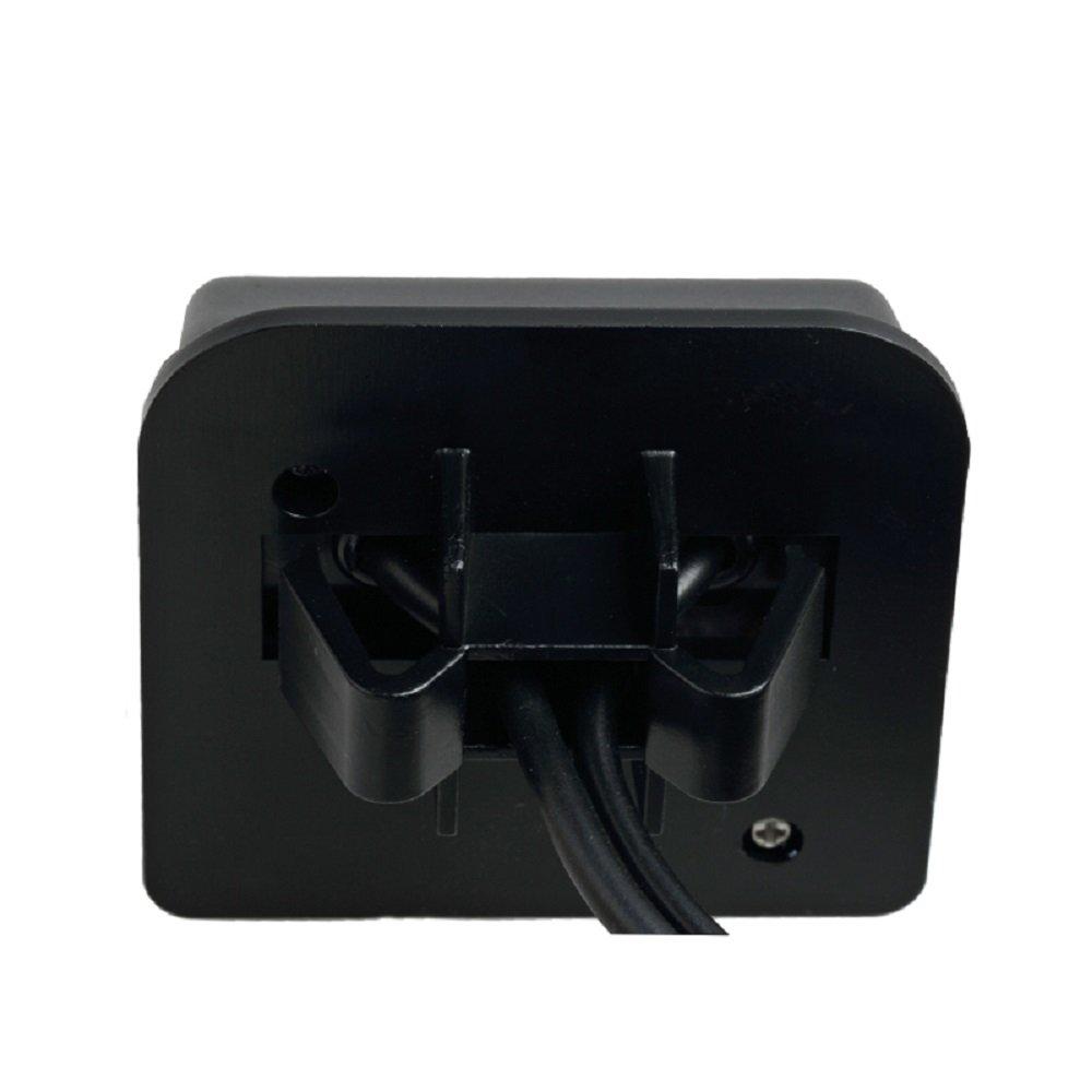 telecamera posteriore per Mazda 6 2011//2012//2013 CX-5 CX-7 CX-9 HD Fotocamera Telecamera per la Retromarcia per utilizzare alla luce Targa Retrocamera