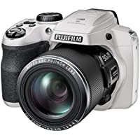 Fujifilm FinePix S9400W / S9450W - 16.2 Megapixel CMOS, 50x Zoom, WiFi Digital Camera with 3.0-Inch LCD Display - White (Certified Refurbished)