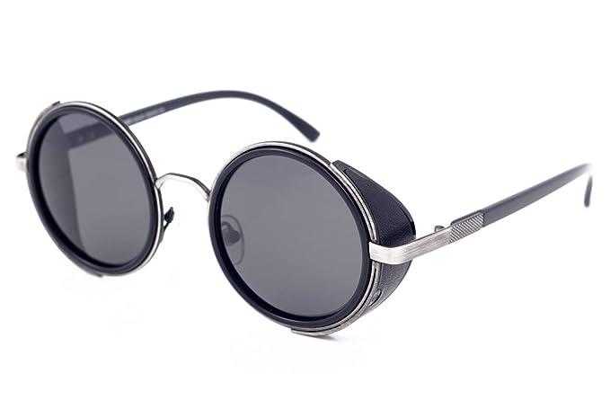Matrix - Gafas de sol polarizadas estilo vintage para hombre ...