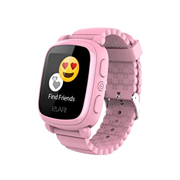 "Elari KidPhone 2 Reloj Inteligente Rosa TFT 3,66 cm (1.44"") Móvil"