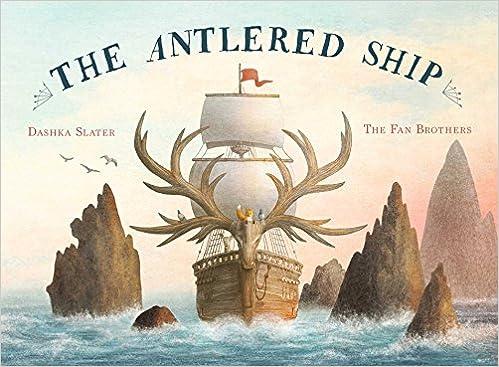 Image result for antler ship