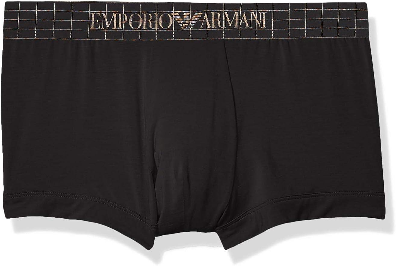 Emporio Armani Men's Soft Modal Trunk