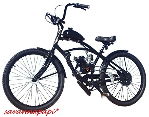 gas bicycle - 7