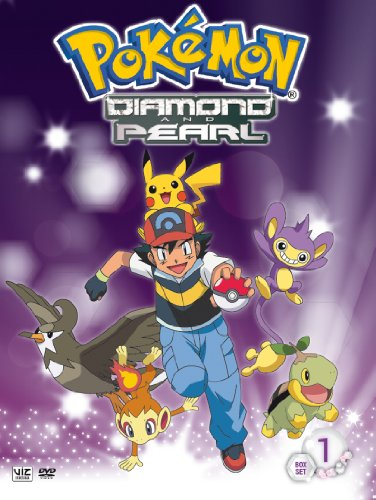 Pokemon: Diamond and Pearl - Set One, Vols. 1-2 by WarnerBrothers