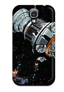 High Quality Shock Absorbing Case For Galaxy S4-satellite Iv D Digital Art Design