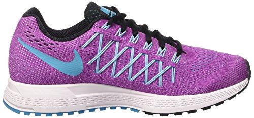 Wmns 32 Hyper Zoom Gymnastique Air Violet Blk femme Violet Nike Gmm Viola White Pegasus Bl Rwqxfnd