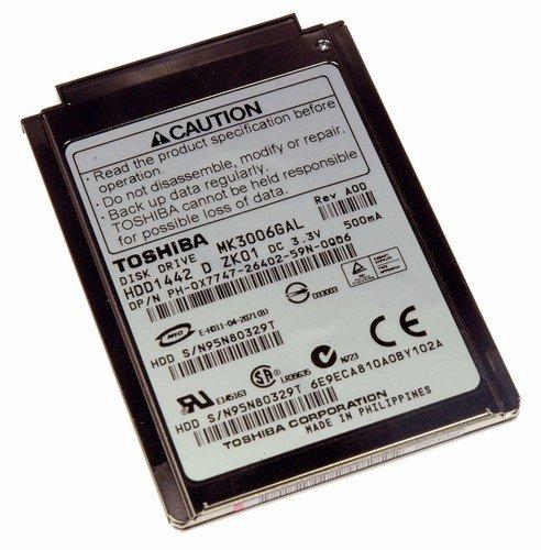 Toshiba MK3006GAL 30GB UDMA/66 4200RPM 2MB 1.8