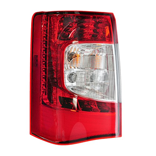 LED Taillight Taillamp Driver Side Left LH LR for 11-13 Chrysler Town & Country