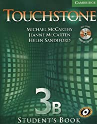 Touchstone Level 3 Student's Book B with Audio CD/CD-ROM (New American English Course)