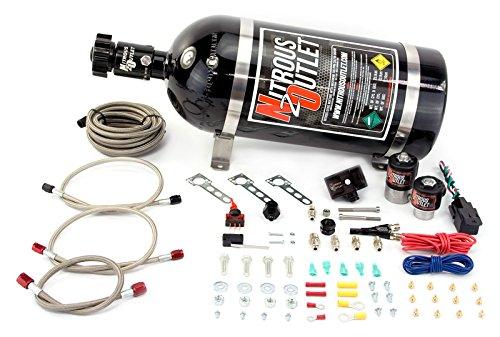 Nitrous Outlet 05-10 Ford EFI Single Nozzle (10lb Bottle)