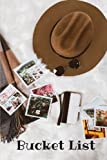 Bucket List: Hat & Sunglasses Travel, Bucket List Journal, Checklist, Ideas, Goals, Dreams & Deadlines, Travel Book, Notebook (Elite Bucket List)