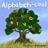 Alphabeti-cool: Children's painted ABC book