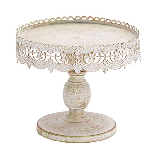 Deco 79 Traditional Style Decorative Cake Stand by Deco