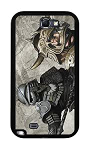Samurai - For Ipod Touch 4 Case Cover