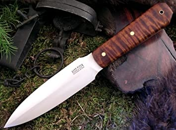 Bark River Knife and Tool Limited Ed 1st Production Run Mountain Man