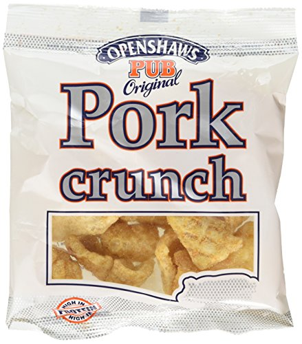 Freshers Foods Pub Original Pork Crunch Box, 24 g (Pack of 30)
