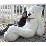 200 CM  White Teddy Bear (very huge and soft)