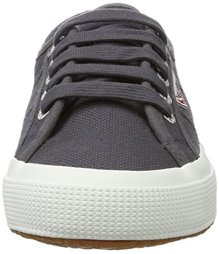 Superga Sneaker Dark Cotu Women's Iron 2750 Grey 7qwqgz