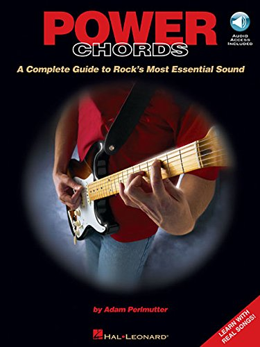 Power Chords: A Complete Guide to Rock\'s Most Essential Sound: Adam ...