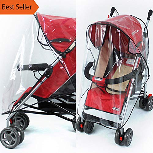 Stroller Waterproof Raincover | Prams Cart Dust Rain for sale  Delivered anywhere in USA