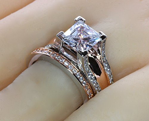 cushion moissanite carat brilliant rings in gold white forever ring cut media engagement