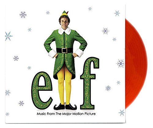 Various Artists - Elf Soundtrack Limited LP Exclusive Red Vinyl