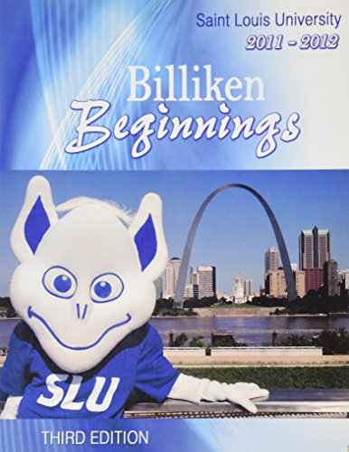 Billiken Beginnings
