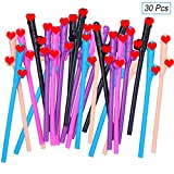 Party Drinking Straws,Bachelorette Party Straws 30pcs for Bachelorette Party Supplies,Recyclable material Safty and Cool for Party Favors Gift,Girls Night Out
