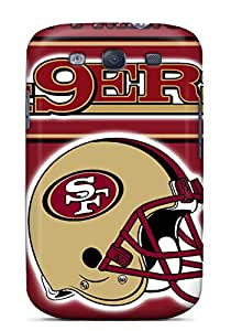 Hot Fashion KRYlR11707OzwVz Design Case Cover For Galaxy S3 Protective Case (san Francisco 49ers)
