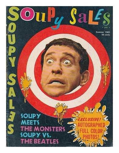 Soupy Sales : Soupy meets the monsters/Soupy vs. The Beatles (Meet The Beatles Vs With The Beatles)