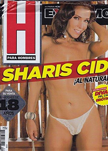 - 2012 PARA HOMBRES MAGAZINE EXTREMO EDITION VOL.8 SHARIS CID COVER NEW