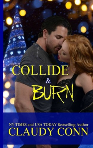 book cover of Collie & Burn