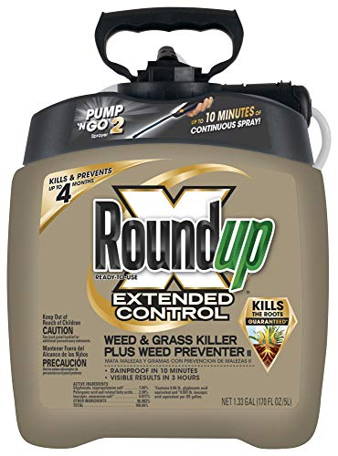 Roundup Ready-To-Use Extended Control