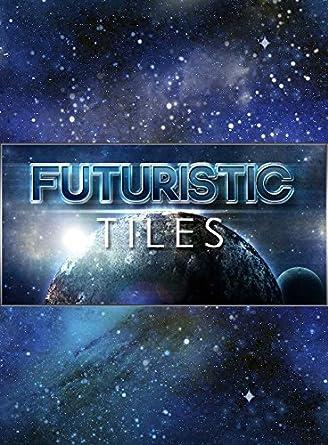 RPG Maker VX DLC - Futuristic Tiles Resource Pack [Online Game Code]