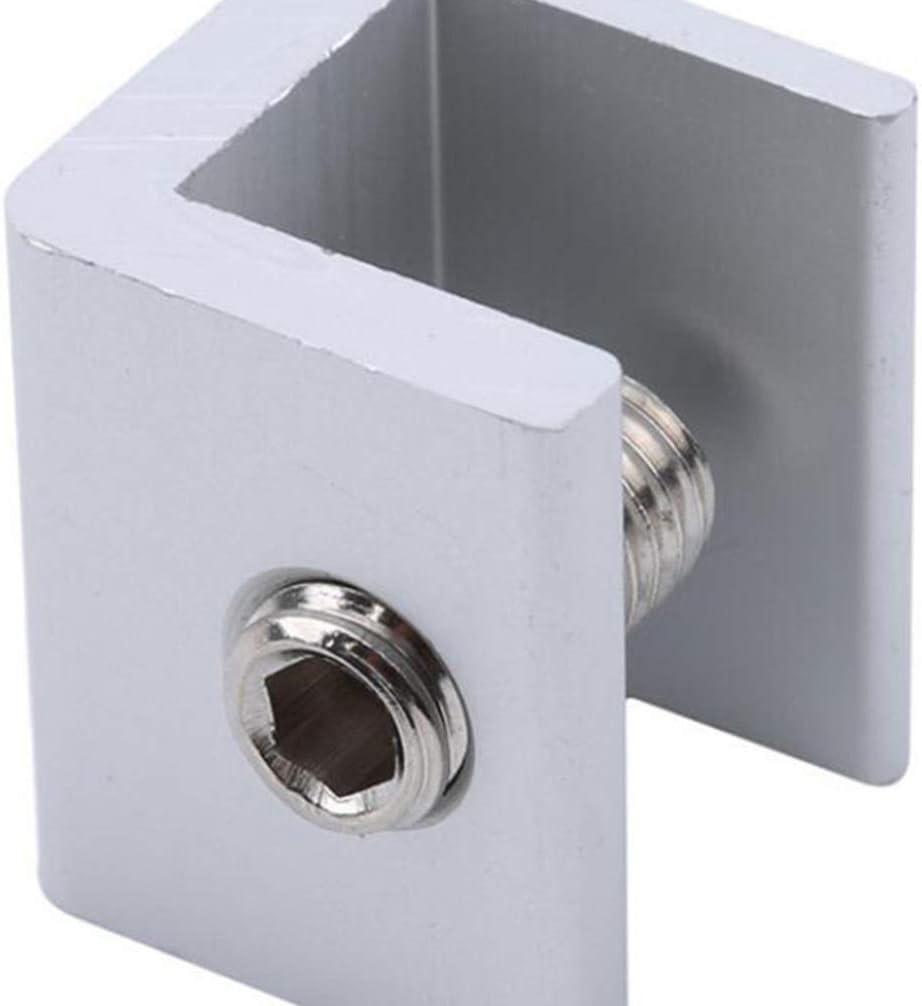 Garneck Cerraduras de Ventana Correderas Ajustables de 2 Piezas Cerraduras de Seguridad de Marco de Puerta de Ventana con Llave de Pl/ástico para Oficina en Casa