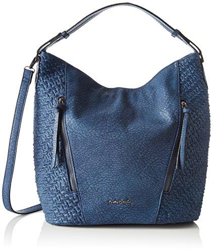 Betty Barclay Bb-1112-pz, sac bandoulière Bleu (Blueberry 029)