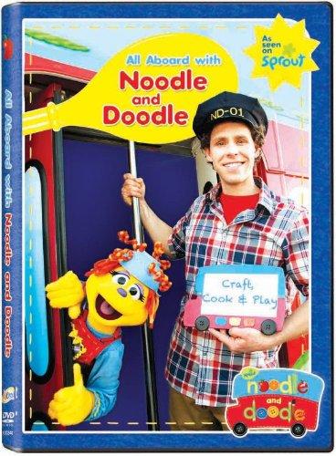 Price comparison product image Noodle & Noodle: All Aboard With Noodle & Doodle