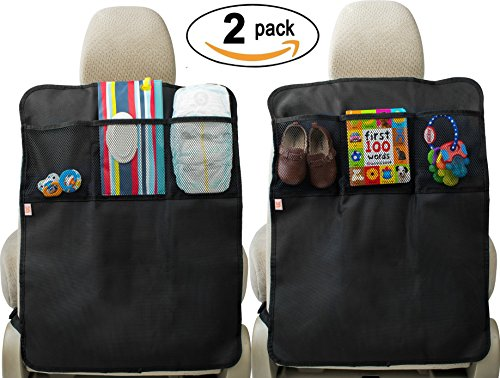 baby-caboodle-kick-mats-2-pack-car-seat-back-protector-storage-organizer-pockets