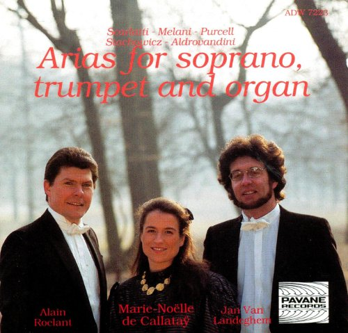 Arias for Soprano, Trumpet and ()
