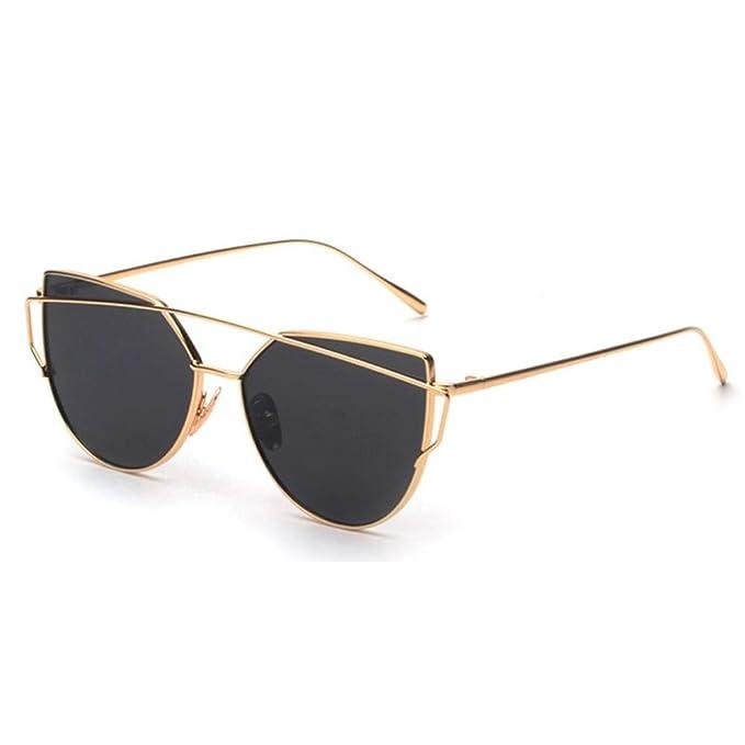 Gafas de sol mujer,Morwind gafas de sol polarizadas lentes de sol para mujer retro