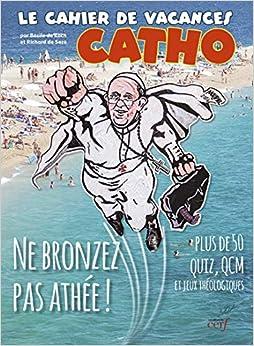 Le cahier de vacances catho