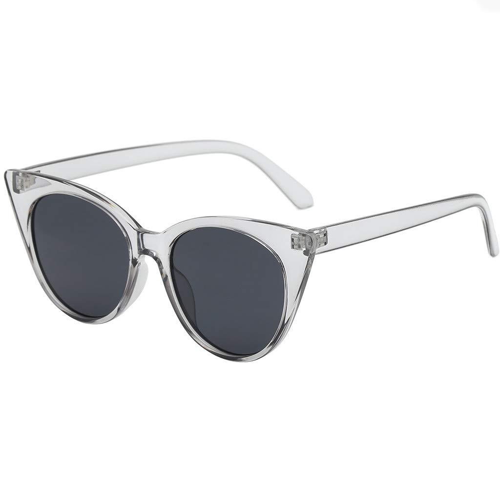 Alimao General purpose Man Women Fashion Smasll Frame Heart Sunglasses Glasses Vintage Retro Style Clearance sale