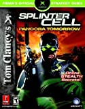 Tom Clancy's Splinter Cell: Pandora Tomorrow (Prima's Official Strategy Guide) by Mike Searle (2004-03-30)